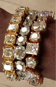Floyd Diamond Bracelet