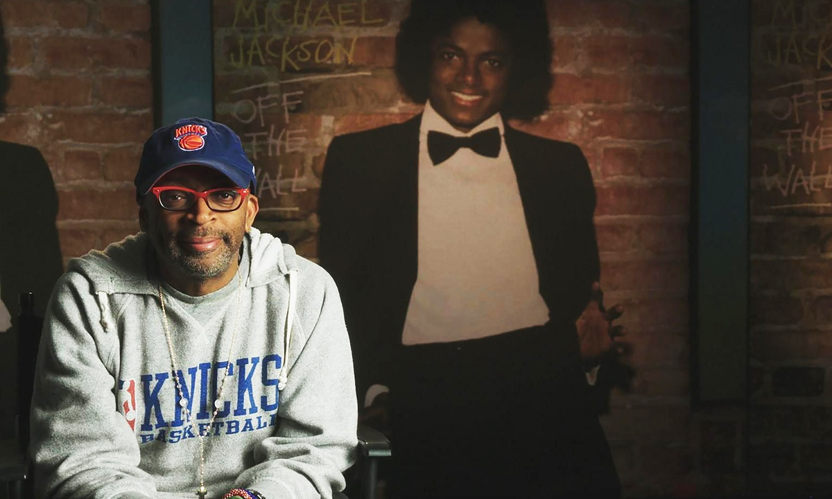 Spike Lee's Michael Jackson's Journey From Motown to Off ...