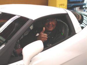 Wil Cooksey - Corvette