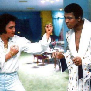 Ali and Elvis